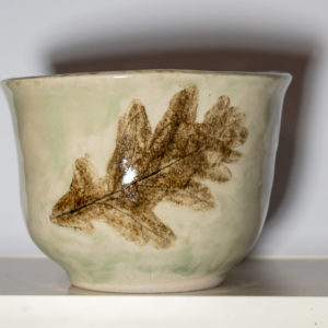 Medium Oak Leaf Bowl