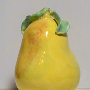 Big Yellow Pear