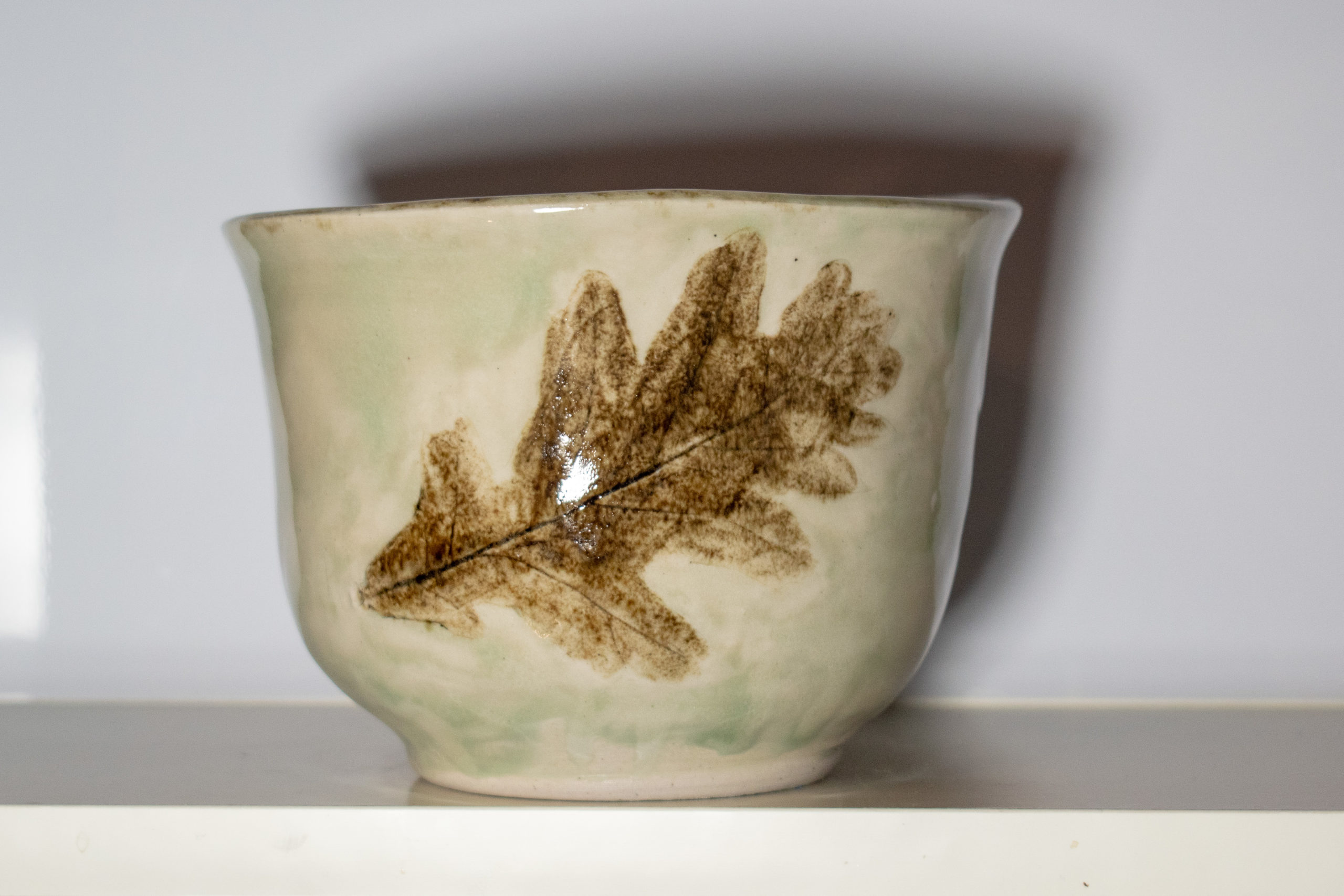 Medium Oakleaf Bowl