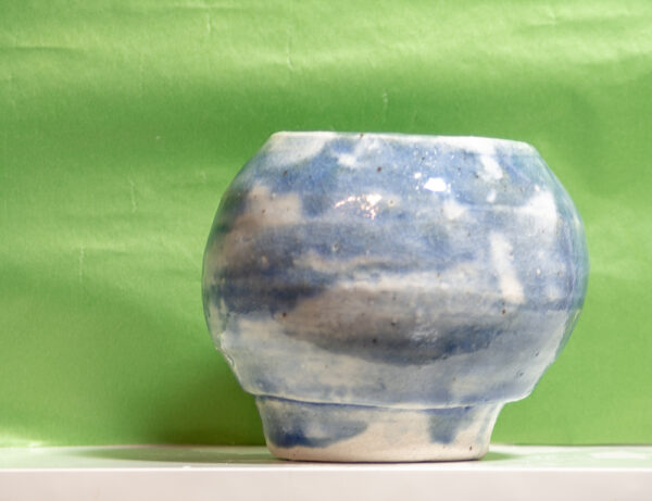 Clouded Earth Vase