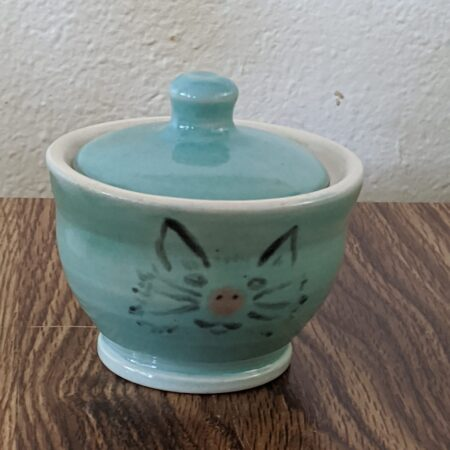 Kitty Sugar Bowl