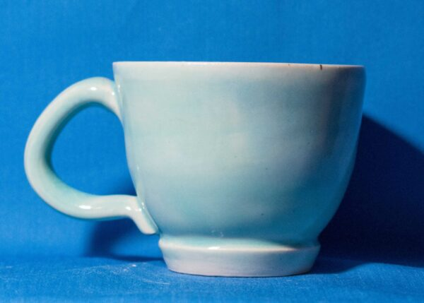 Mint Green Tea Cup
