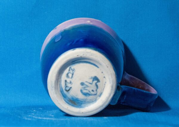 Blue and Purple Mug