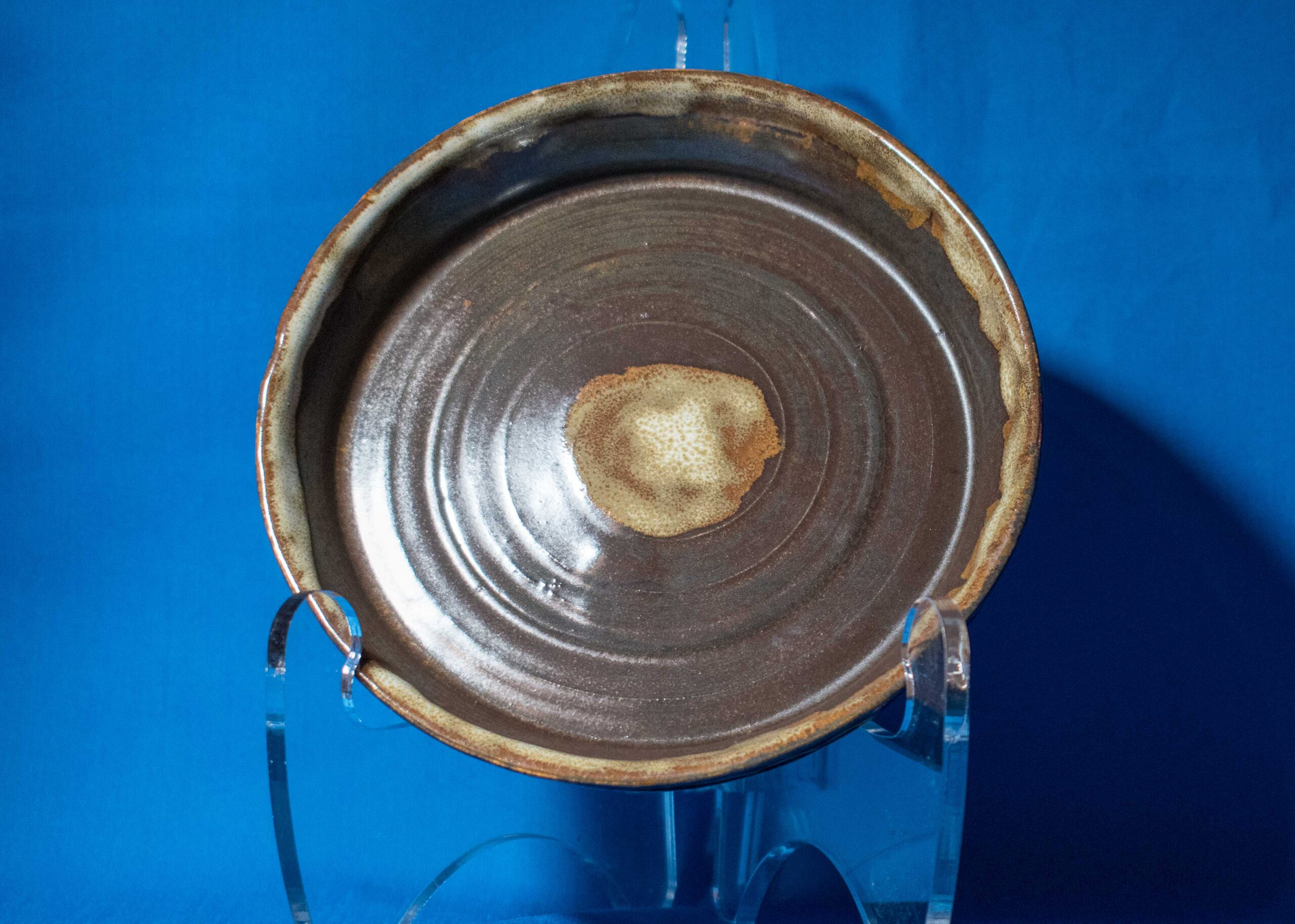 Small Rusted Iron Plate